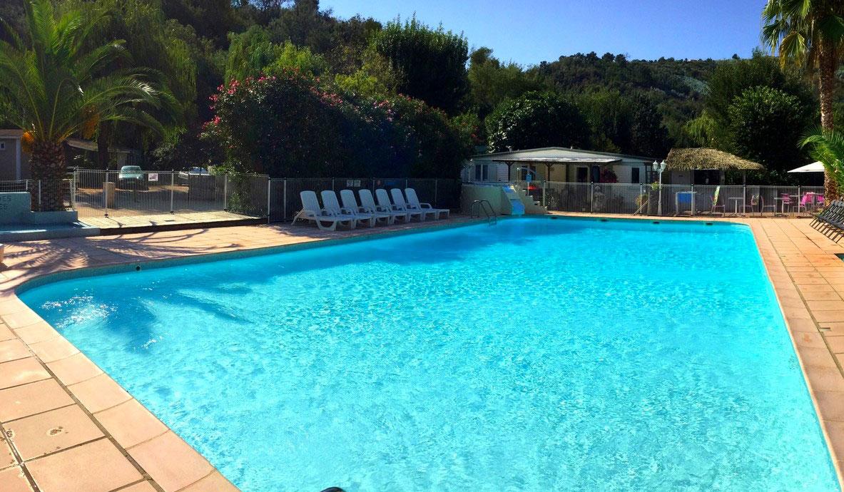 Camping - Auribeau-sur-Siagne - Provence-Alpes-Côte d'Azur - Le Parc des Monges