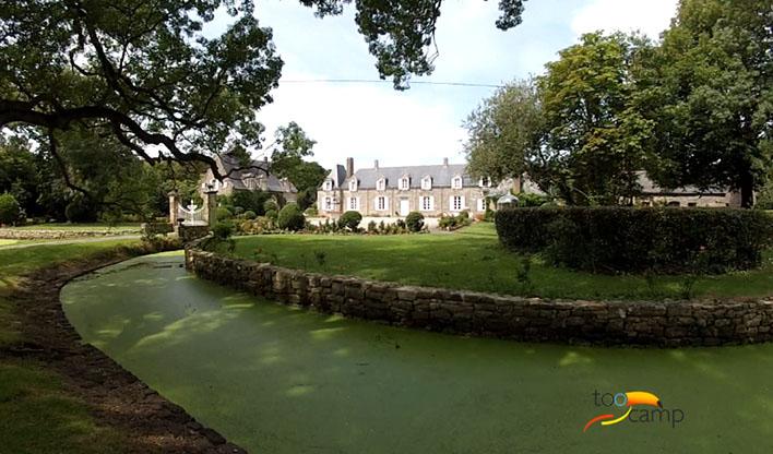 Camping - La Turballe - Pays de Loire - Le Parc Sainte-Brigitte