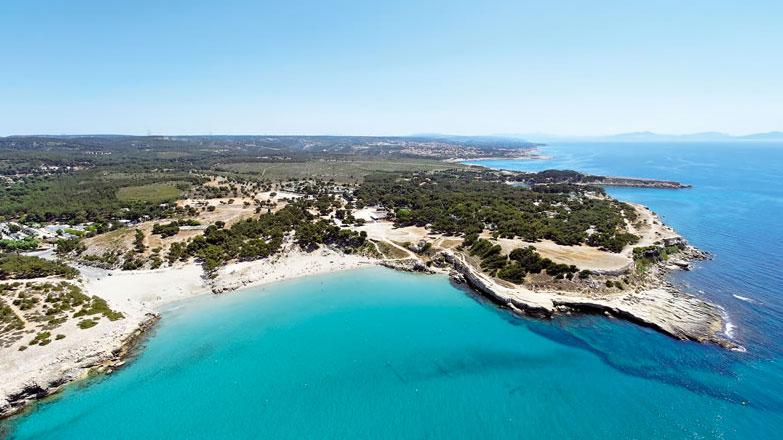 Camping - La Couronne - Ste Croix - Provence-Alpes-Côte d'Azur - Pascalounet