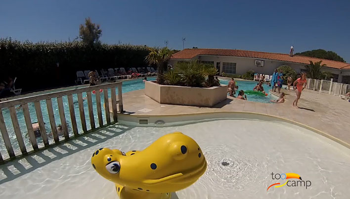 Camping port punay 3 toiles ch telaillon plage toocamp for Chatelaillon piscine