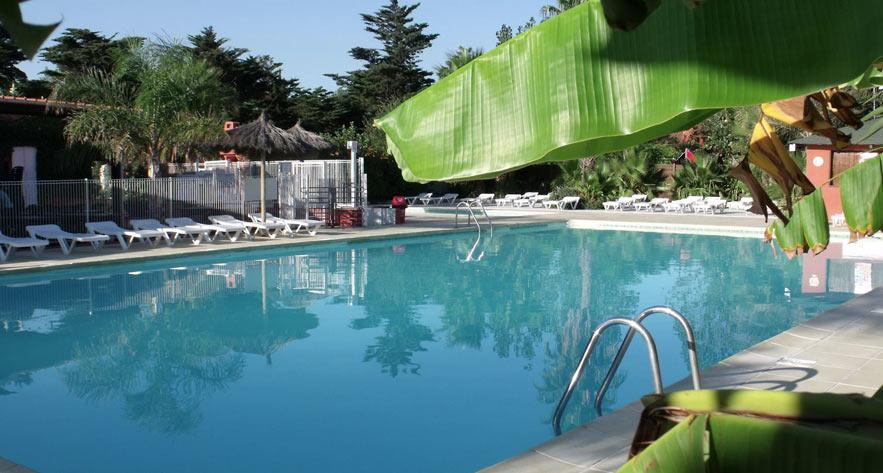 Camping - Le Soleil Bleu - Le Barcarès - Languedoc-Roussillon - France