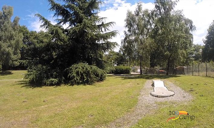 Camping - Camping d'Uzurat - Limoges - Limousin - France