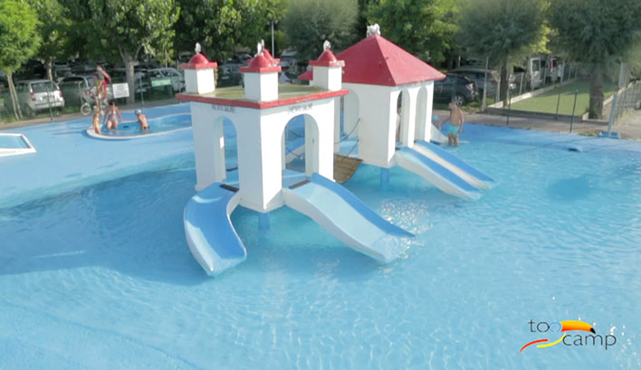 Camping - Fermo - Marches - Verde Mare