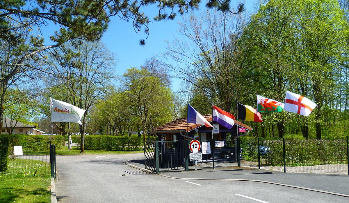 Camping - Vittel - Lorraine - Camping de Vittel
