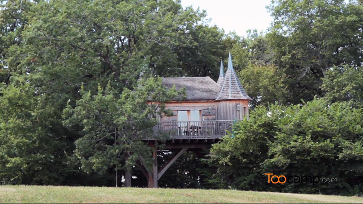 Camping - Nojals-et-Clotte - Aquitaine - France
