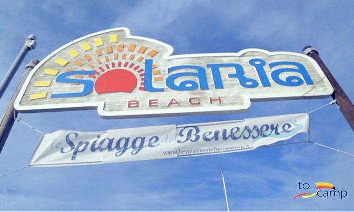 Emilie Romagne en Italie : les plages du bien-être