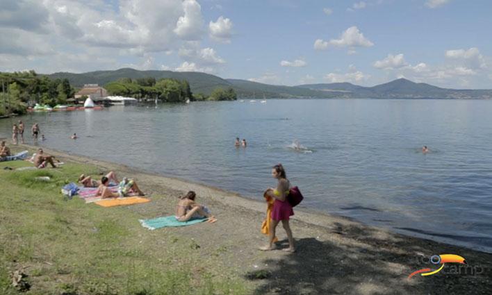 Que voir, que faire autour du Lac de Bracciano en Italie ?