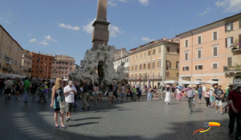 Visite guidée de Rome