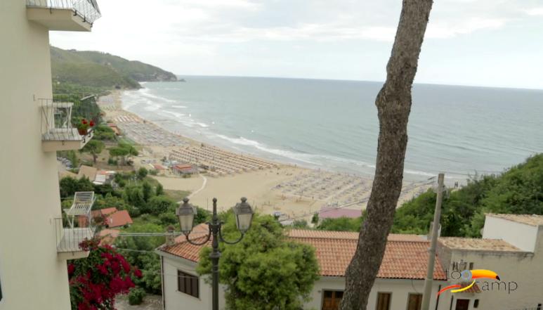 Vidéo de Sperlonga en Italie