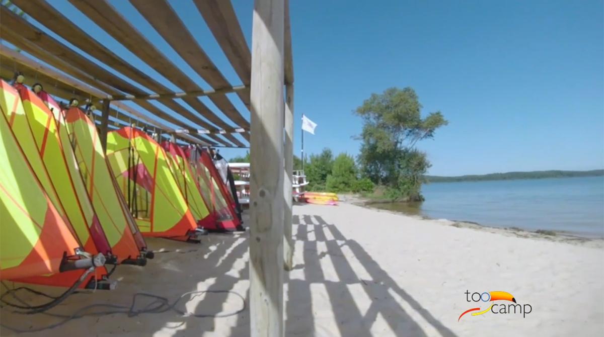 Top Camping Landes et Atlantique en vidéo