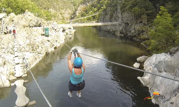 Parc Aventure Aquarock