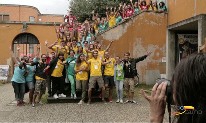 Le Buskers Festival à Ferrare en Italie