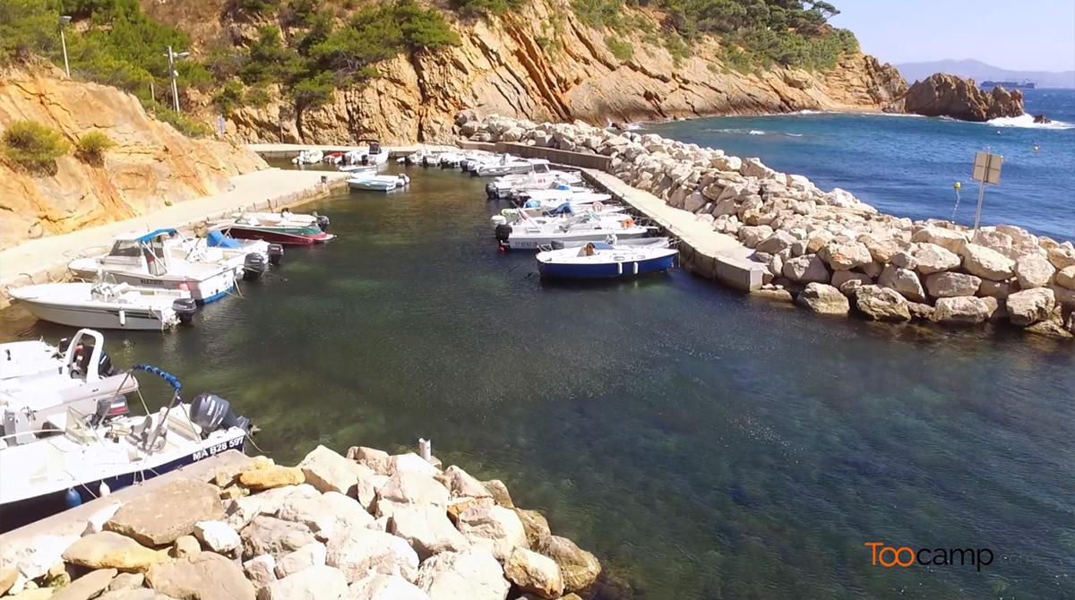 La Calanque des Figuières, Marseille