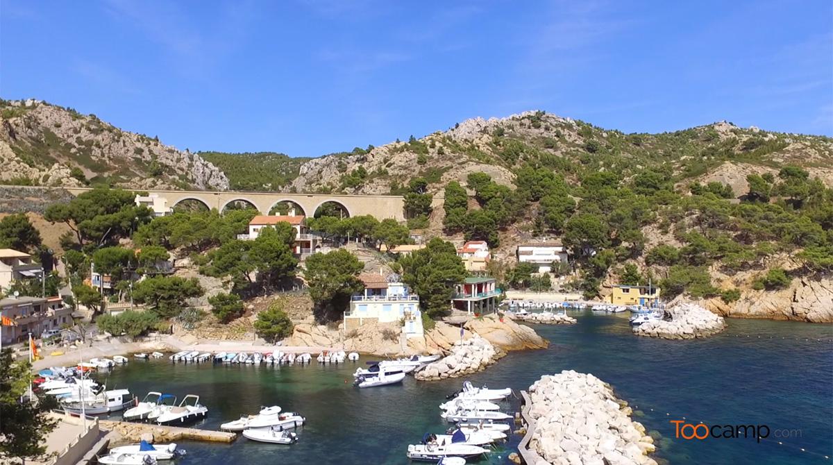 La Calanque de Méjean, Marseille