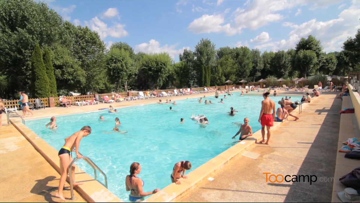 Camping - Beau Rivage - La Roque-Gageac - Aquitaine - France