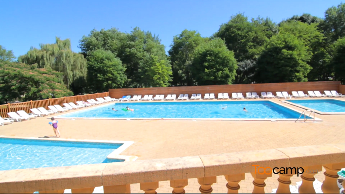 Camping - Bel Ombrage - Saint-Cybranet - Aquitaine - France