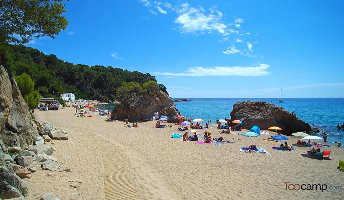 Superdeal Camping - Lloret del Mar - Costa Brava - Canyelles - dès dès193la semaine la semaine