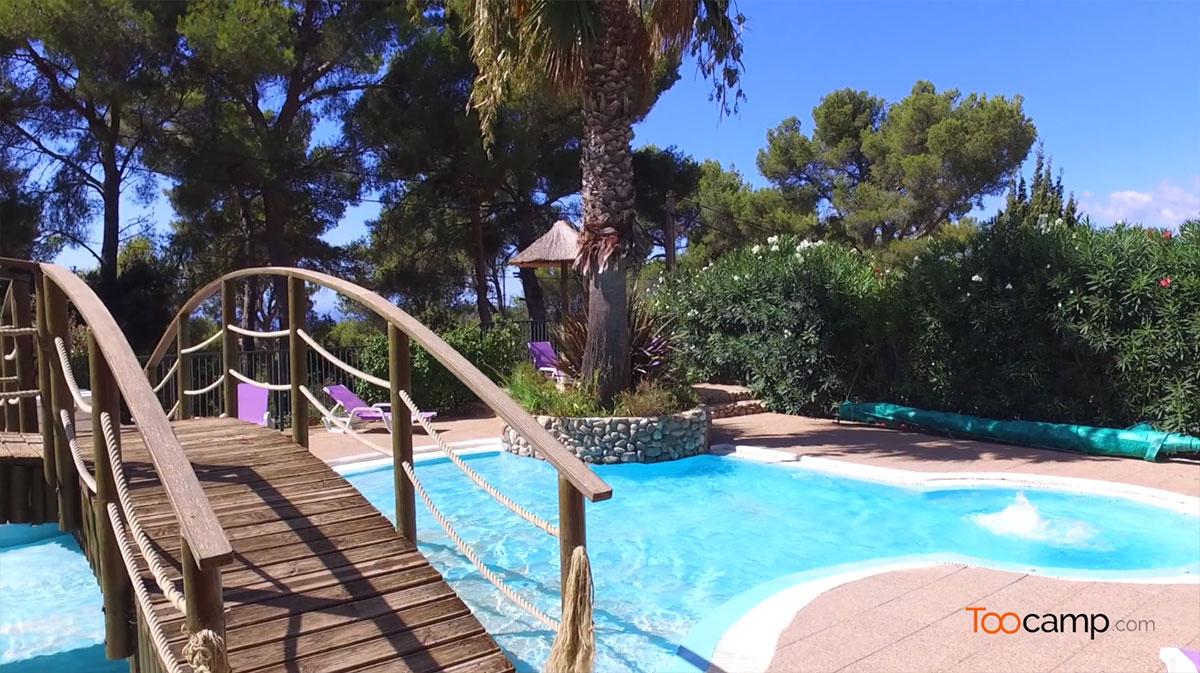 Camping - Clos Sainte Thérése - La Cadière-d'Azur - Provence-Alpes-Côte d'Azur - France