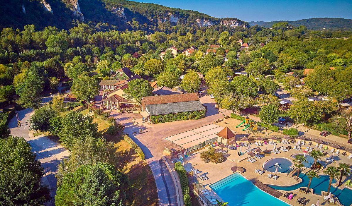 Camping - Vitrac - Aquitaine - Domaine de Soleil Plage