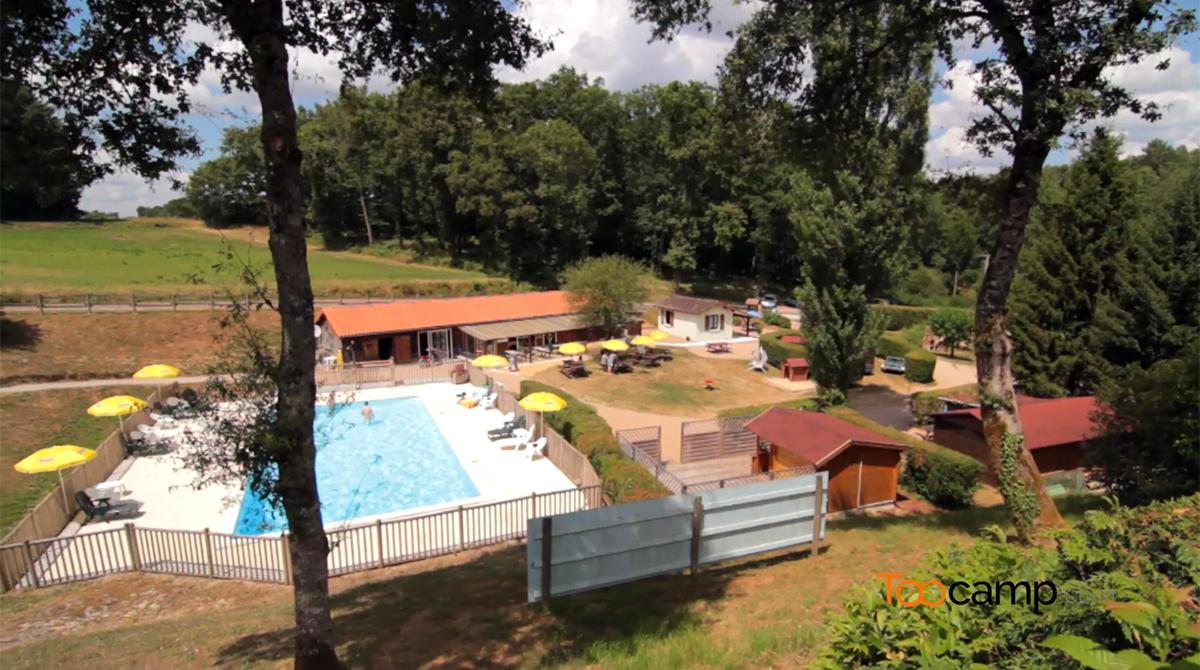 Camping - Abjat Sur Bandiat - Aquitaine - La Ripole