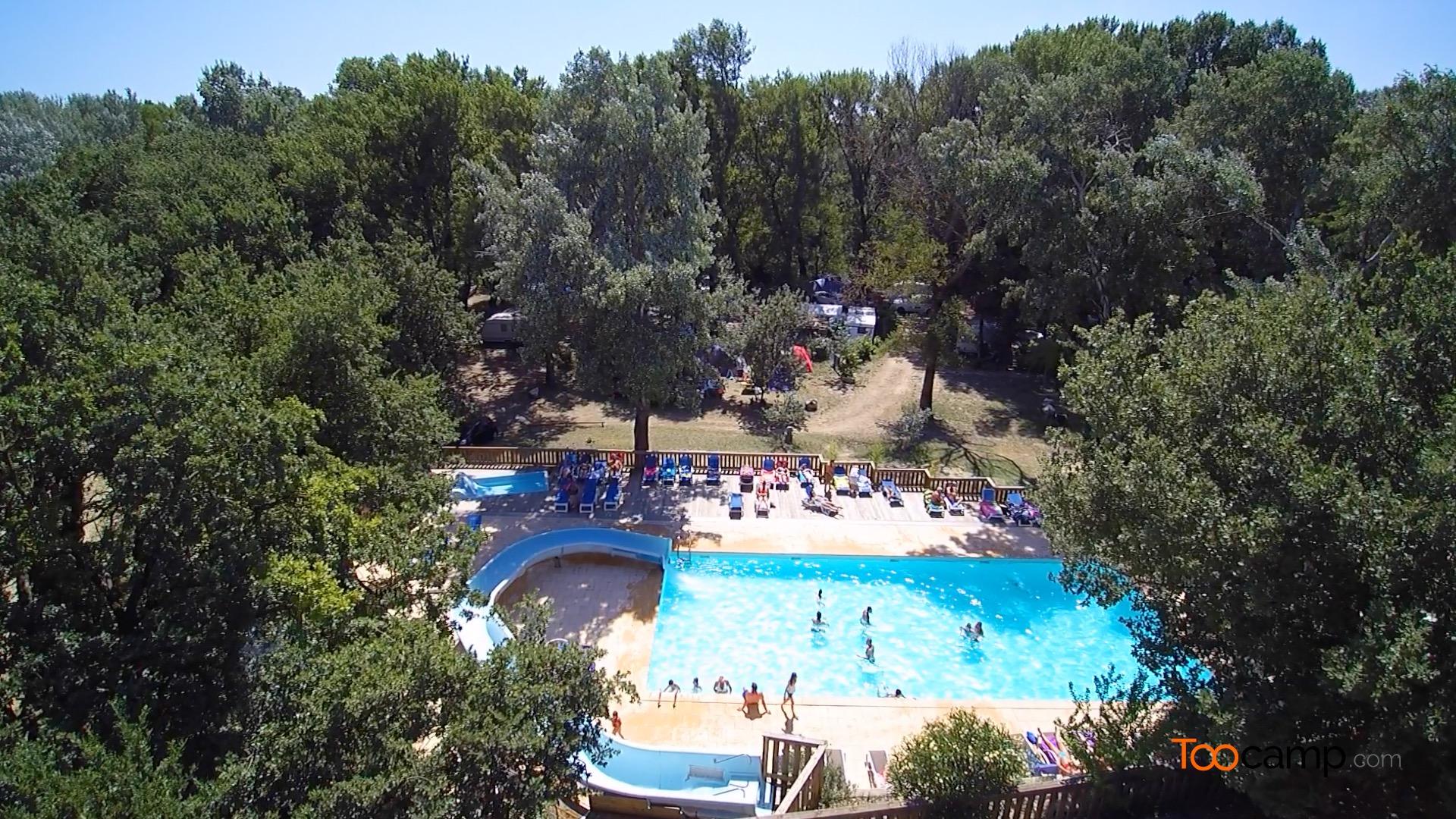 Camping - Le Bois des Roches - Bouchet - Rhône-Alpes - France