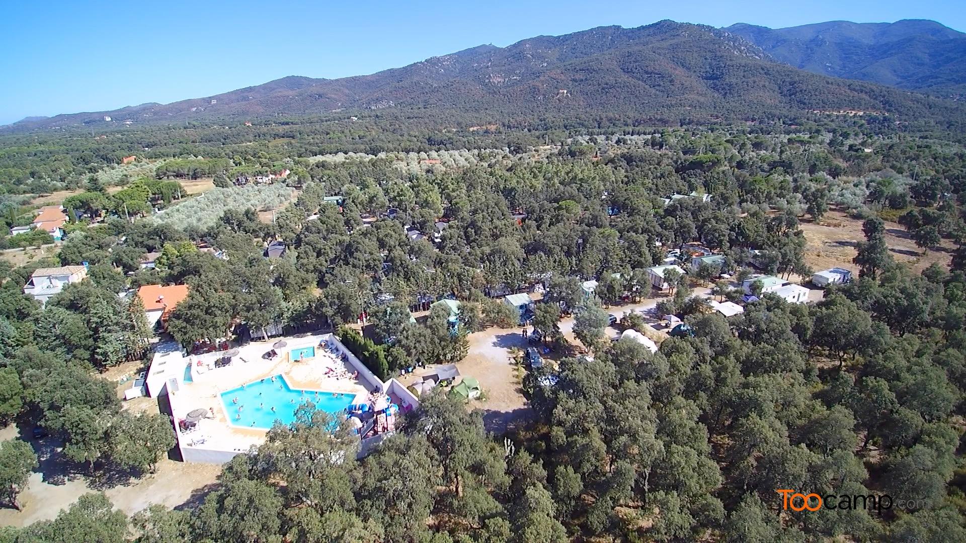 Camping - Les Chênes Rouges - Argelès-sur-Mer - Languedoc-Roussillon - France