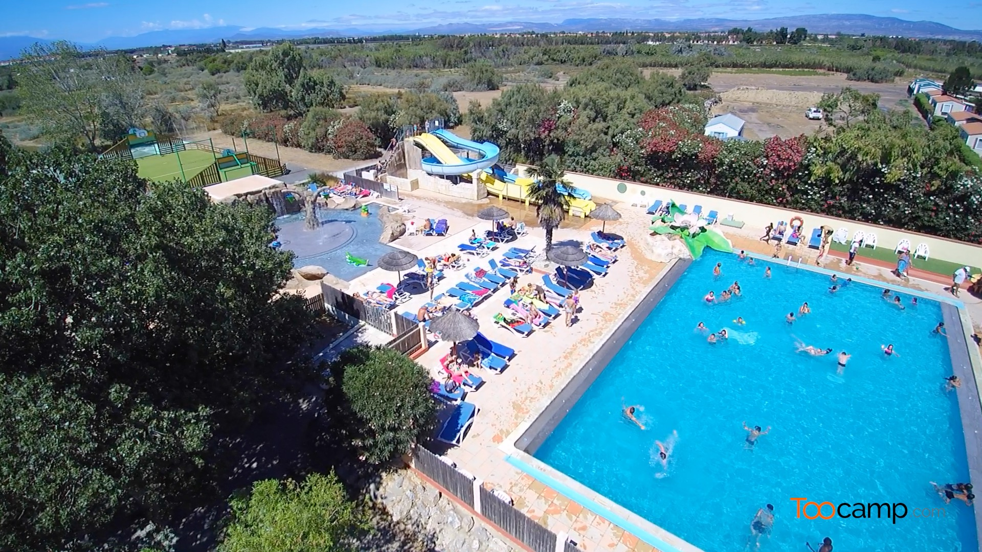 Camping - Le Trivoly - Torreilles - Languedoc-Roussillon - France