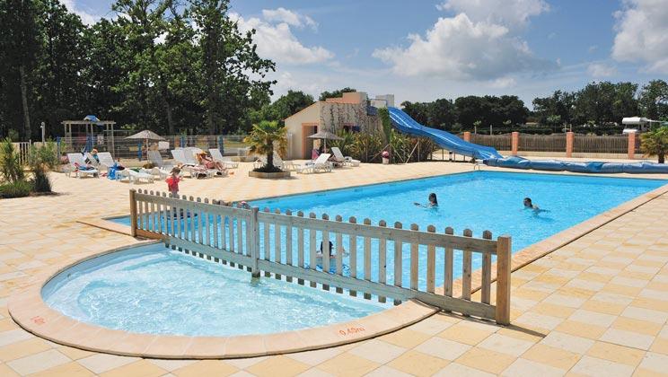 Camping - Saint-Georges-d'Oléron - Poitou-Charentes - Domaine d'Oléron