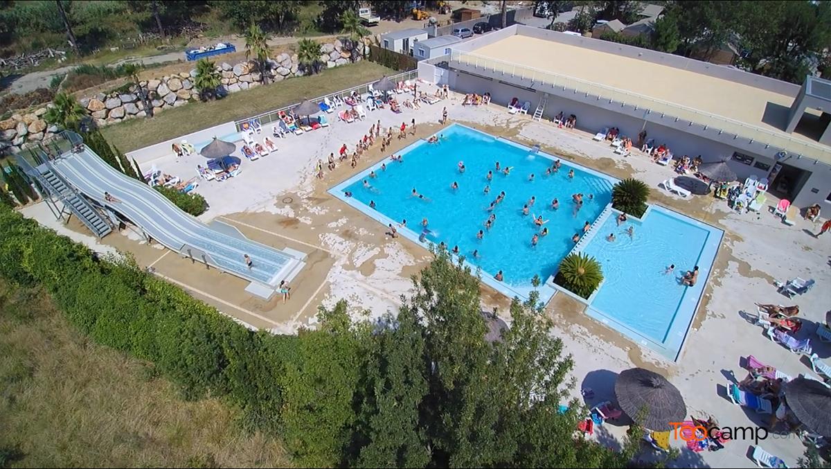 Camping - Argelès-sur-Mer - Languedoc-Roussillon - Les Pins