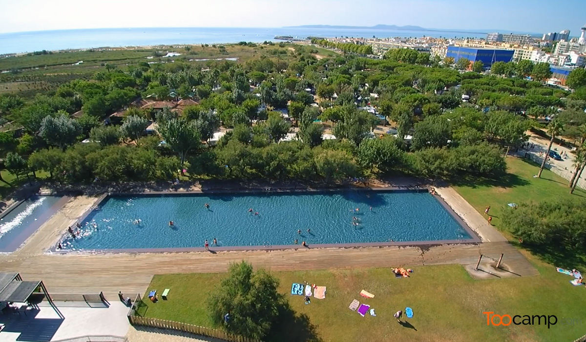 Camping - Empuriabrava - Costa Brava - Rubina Resort
