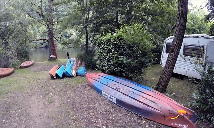 Camping - Monceaux-sur-Dordogne - Limousin - Au Soleil d'Oc