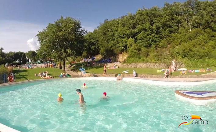 Camping - Barco Reale - San Baronto - Toscane - Italie