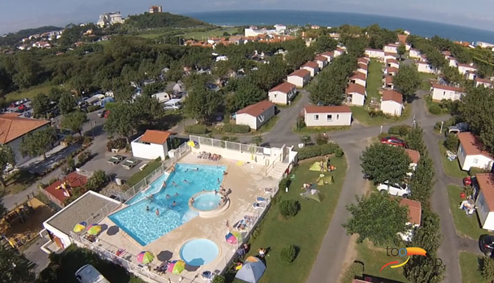 Camping - Biarritz Camping - Biarritz - Aquitaine - France