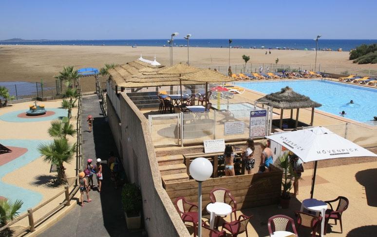 Camping - Bleu Marine - Sérignan - Languedoc-Roussillon - France
