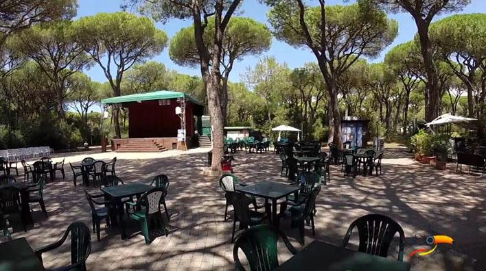 Camping - Marina di Grosseto - Toscane - Cieloverde