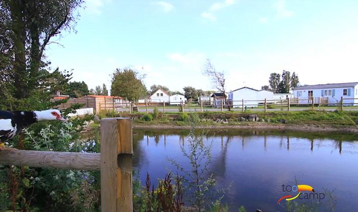 Camping - Marck - Nord-Pas de Calais - Camping de la Plage