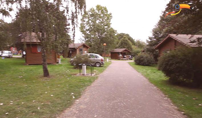Camping - Saulieu - Bourgogne - Camping de Saulieu