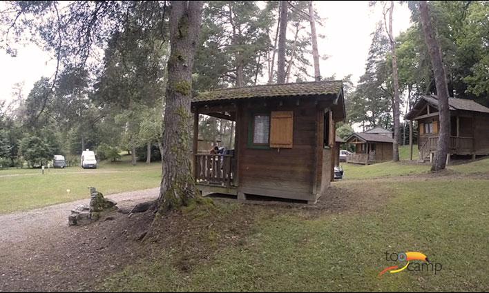 Camping - Marcillac-la-Croisille - Limousin - Camping du Lac