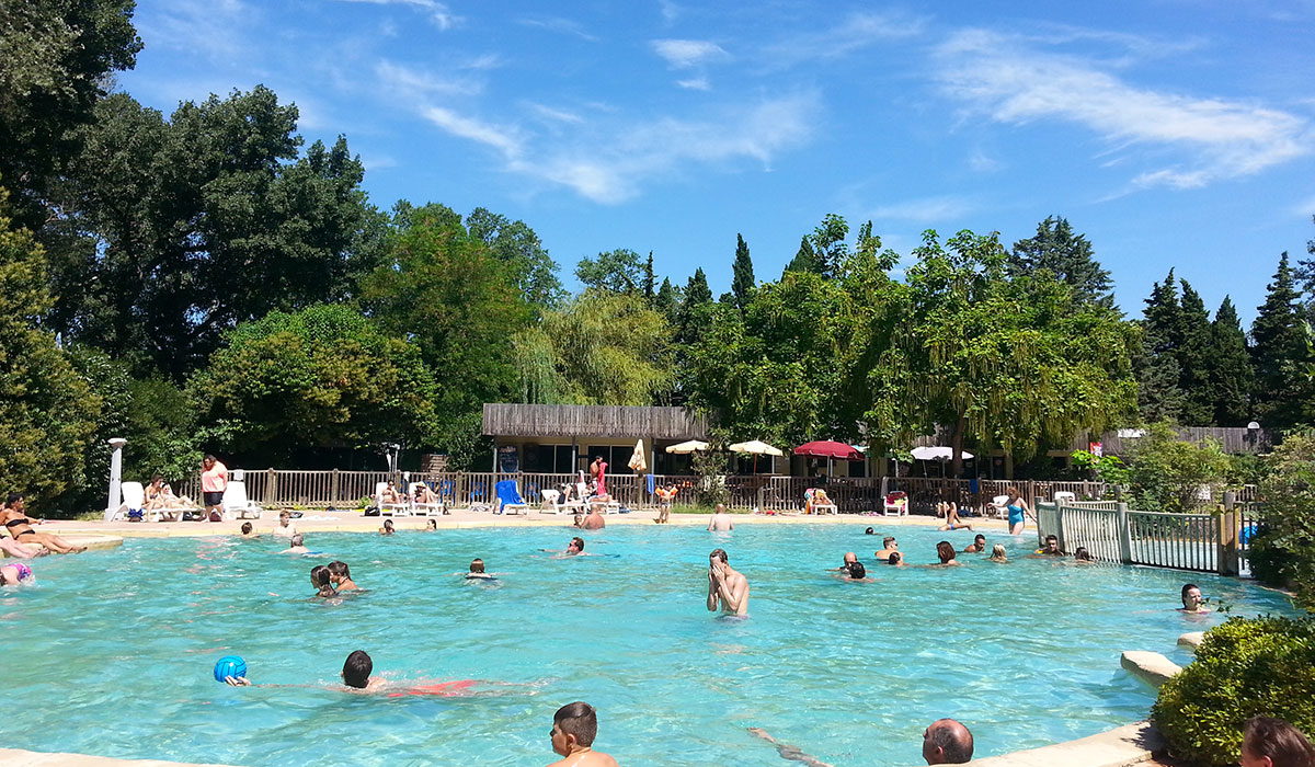 camping 4* vaucluse