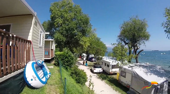 Camping Europa Silvella