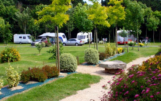 Camping - Sarzeau - Bretagne - La Ferme de Lann Hoëdic