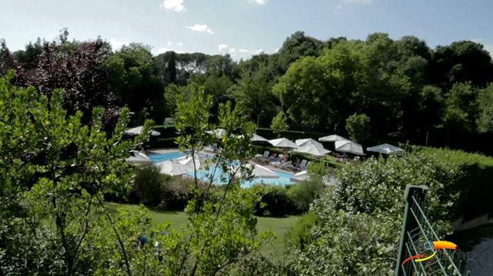 Camping - Rome - Latium - Flaminio Village Camping Bungalow Park