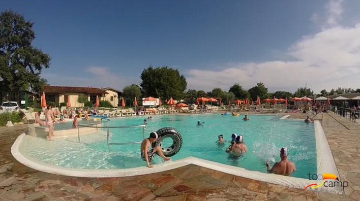 Camping - Sirmione - Lombardie - Garda Village