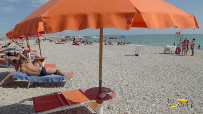 Camping - Gemma - Fermo - Marches - Italie