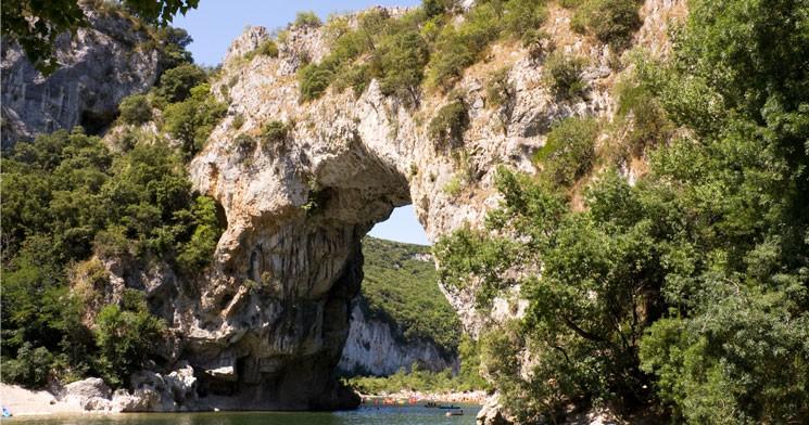 Camping - La Buissière - Barjac - Languedoc-Roussillon - France