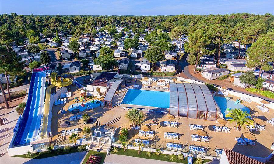 Camping - La Pignade - Ronce-les-Bains - Poitou-Charentes - France