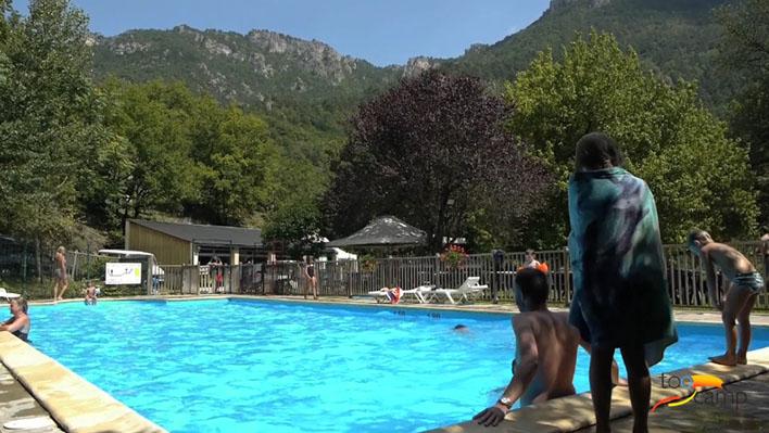 Camping - Le Beldoire - Les Vignes - Languedoc-Roussillon - France