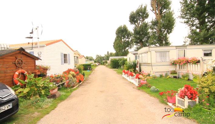 Camping - Clairmarais - Nord-Pas de Calais - Le Clairmarais