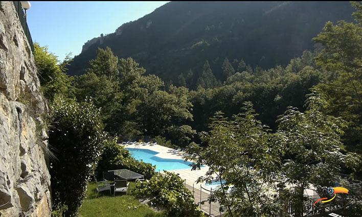 Camping - Couderc - Sainte-Énimie - Languedoc-Roussillon - France