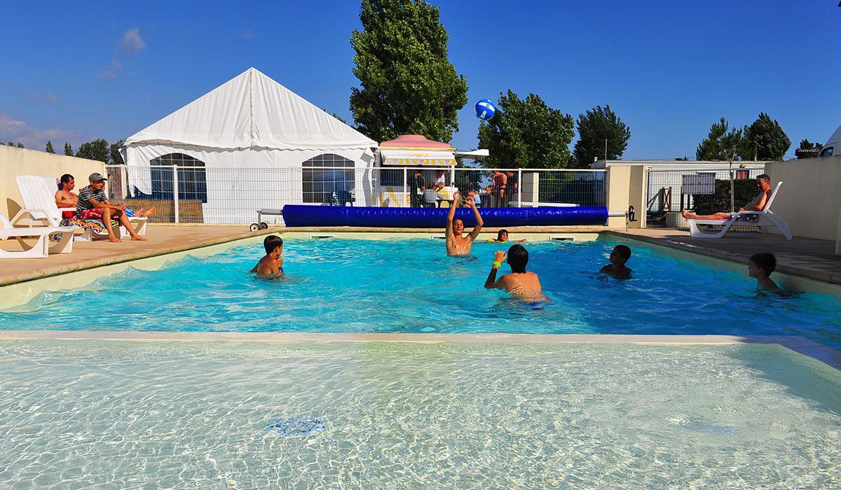 Camping Vendée à La Faute Sur Mer Vos Vacances Vendée Avec APV - Camping la tranche sur mer avec piscine
